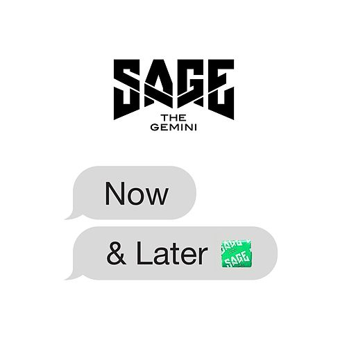 Play & Download Now and Later by Sage The Gemini | Napster