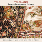 Telemann: Sonatas, Sonatinas And Fantasias by Various Artists