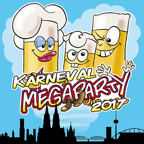 Karneval Megaparty 2017 by Karneval!