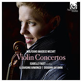 Mozart: Violin Concertos by Various Artists