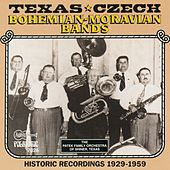 Texas-Czech Bands 1928-1953 by Various Artists