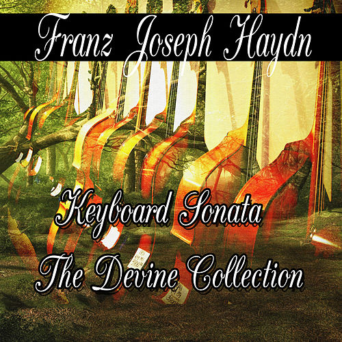 Franz Joseph Haydn: Keyboard Sonata The Divine Collection by Franz Joseph Haydn
