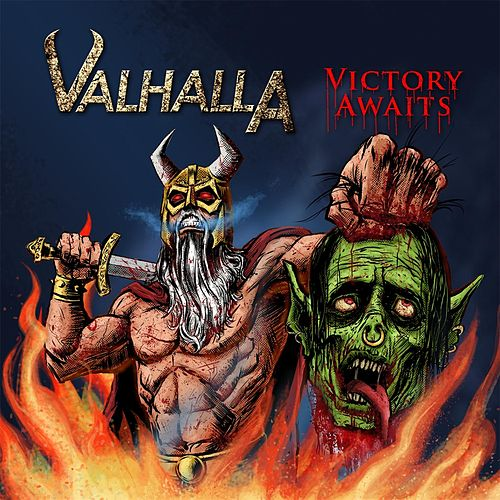 Play & Download Victory Awaits - EP by Valhalla | Napster