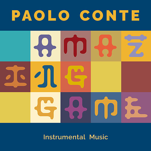 Amazing Game - Instrumental Music di Paolo Conte