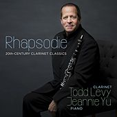 Rhapsodie: 20th-Century Clarinet Classics by Various Artists