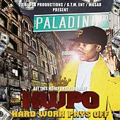 Play & Download HWPO (Hard Work Pays Off) by Paladino | Napster