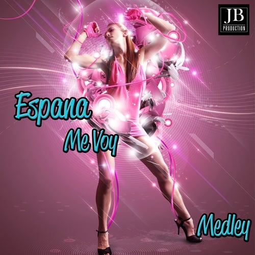 Play & Download España Medley: Me Voy Remix / Don'T Let Me Be Misunderstood / Malo / Pida Me la / Suavemente Me Matas / Maria del Mar / Quiero Saber / Soledad / Mi Gato / El Ventilador / El Porompompero / Hacer el Amor / Una Aventura / La Vida en Rosa / La Botella by Extra Latino | Napster