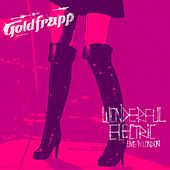 Play & Download Wonderful Electric (Live In London) by Goldfrapp | Napster