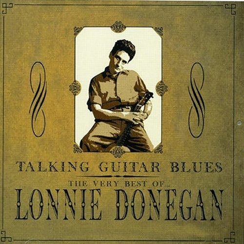 Play & Download Talking Guitar Blues by Lonnie Donegan | Napster