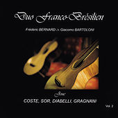 Duo Franco-Brésilien joue Coste, Sor, Diabelli, Gragnani by Various Artists