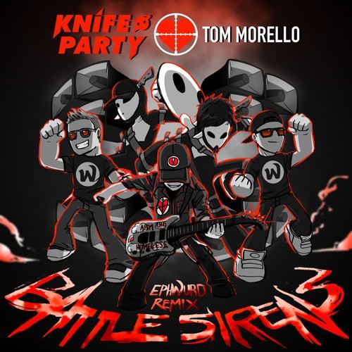 Battle Sirens (Ephwurd Remix) by Tom Morello - The Nightwatchman