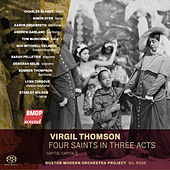 Virgil Thomson: Four Saints in Three Acts by Various Artists