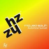 Automne Sunser by Majed Salih
