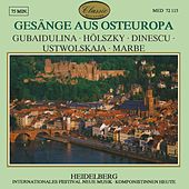 Gesänge aus Osteuropa (Voices from Eastern Europe) by Various Artists