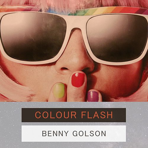 Colour Flash von Benny Golson