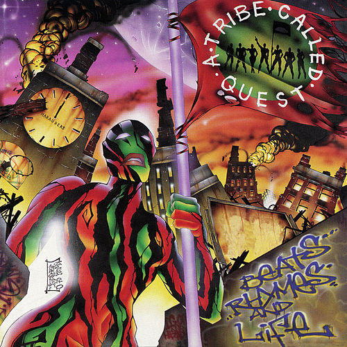 Beats, Rhymes And Life by A Tribe Called Quest