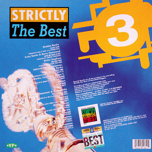Play & Download Strictly The Best Vol. 3 by Various Artists | Napster