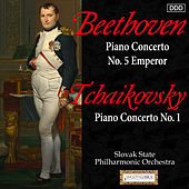 Beethoven: Piano Concerto No. 5,