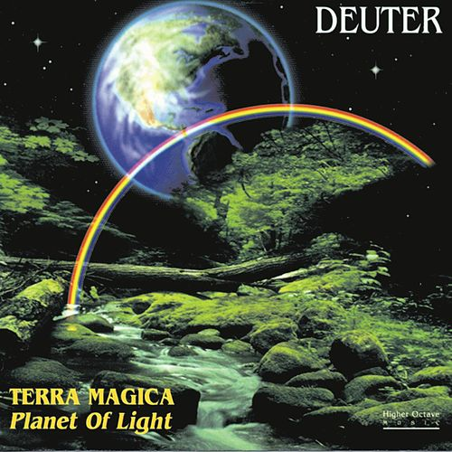 Play & Download Terra Magica: Planet Of Light by Deuter | Napster