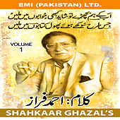 Shahkar Ghazals - Ahmed Faraz Vol -1 by Various Artists