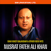 Play & Download Dam Mast Qalandar & Other New Hits by Nusrat Fateh Ali Khan | Napster