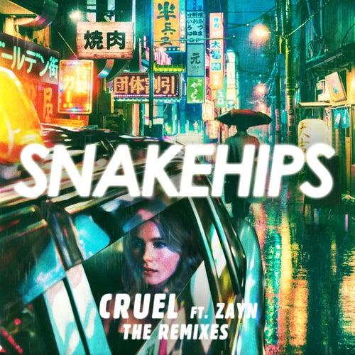 Cruel (Remixes) von Snakehips