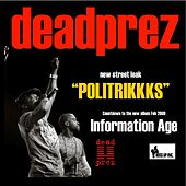 Play & Download Politrikkks - Single by Dead Prez | Napster