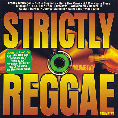Strictly Reggae Vol. 2 by Various Artists