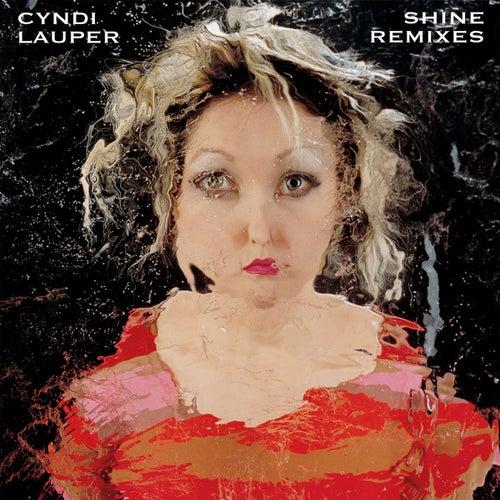Shine Remixes by Cyndi Lauper