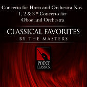 Wolfgang Amadeus Mozart: Concerto for Horn and Orchestra Nos. 1, 2 & 3 - Concerto for Oboe and Orchestra by Various Artists