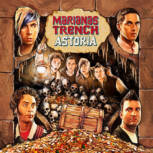 Play & Download Astoria Instrumentals by Marianas Trench | Napster