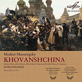 Play & Download Mussorgsky: Khovanshchina by Various Artists | Napster