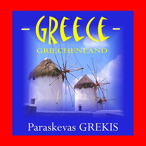 Play & Download Greece by Paraskevas Grekis | Napster