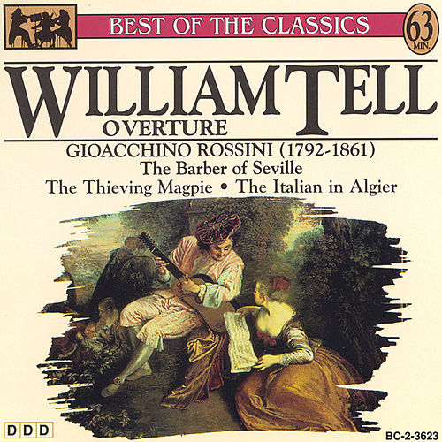Play & Download William Tell Overture by Philharmonia Orchestra | Napster