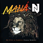 Play & Download De Pies a Cabeza (Saga Remix) by Nicky Jam | Napster