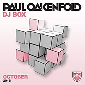 Play & Download Paul Oakenfold - DJ Box October 2016 by Various Artists | Napster