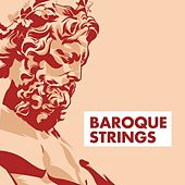 Baroque Strings by Various Artists