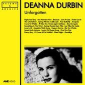 Unforgotten, Volume 4 by Deanna Durbin