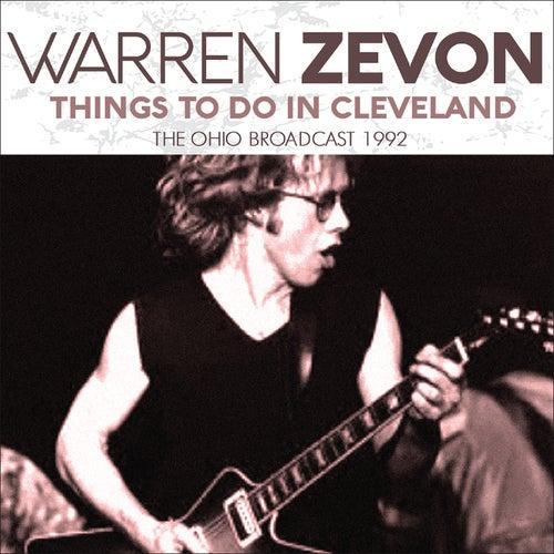 Things to Do in Cleveland (Live) von Warren Zevon