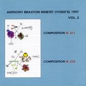 Play & Download Ninetet (Yoshi's) 1997, Vol. 3 | 2 by Anthony Braxton | Napster