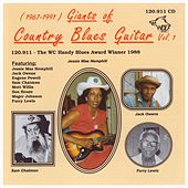 Giants of Country Blues Guitar, Vol. 1 by Various Artists