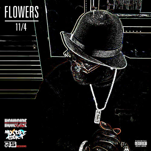 11/4 by Flowers