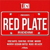 Red Plate Riddim by Various Artists