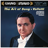 Valletti - The Art of Song by Leo Taubman