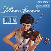 Play & Download Liliane Garnier Recital by Liliane Garnier | Napster