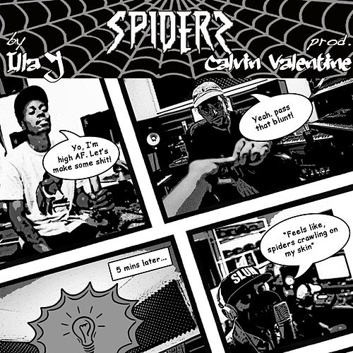 Play & Download Spiders by Illa J | Napster