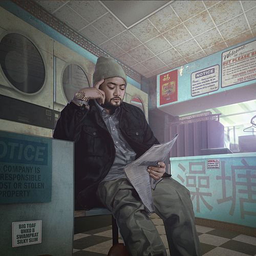Wash House Ting by J Boog
