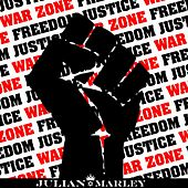 Play & Download War Zone by Julian Marley | Napster