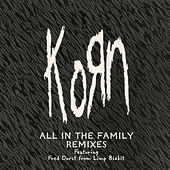 Play & Download All in the Family - EP by Korn | Napster