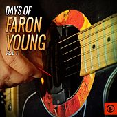 Play & Download Days of Faron Young, Vol. 1 by Faron Young | Napster
